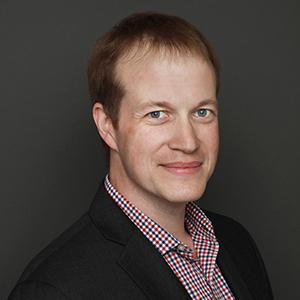 Headshot of VP of Product Toby Coleridge